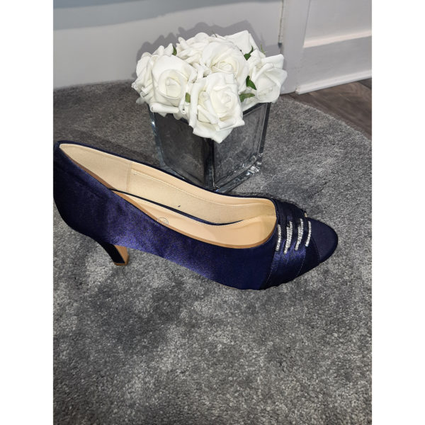 Asia Navy Occasion Shoe