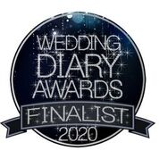 DreamyCurves.ie Irish Wedding diary awards 2020 finalist