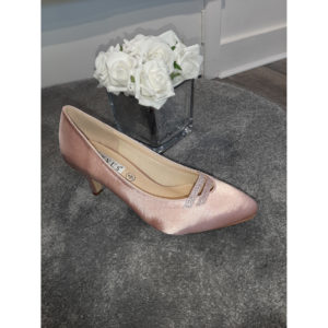 Opal Nude pink Occasion Shoe