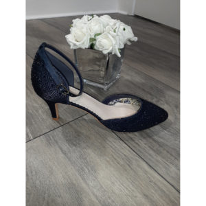 Xena Navy Occasion Shoe
