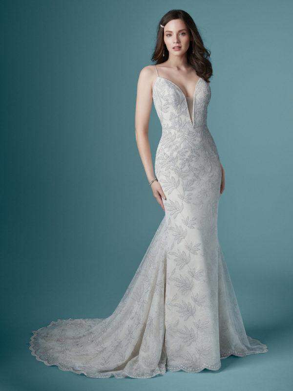 Demi - Maggie Sottero Wedding Dresses