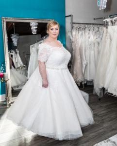 Lou Lou Bridal Dress LB261