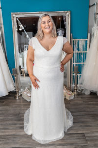 Lou Lou Bridal Dress LB326
