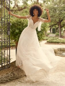 Paige | Maggie Sotero Wedding Dresses