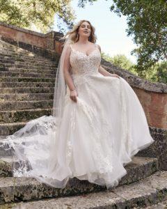 Tiffany | Maggie Sotero Wedding Dresses