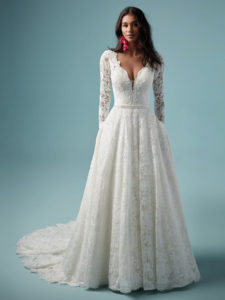 Terry - Maggie Sottero