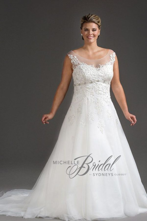 MB1719 | Michelle Bridal