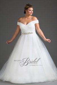 MB1812 - Michelle Bridal