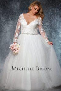MB1915 - Michelle Bridal
