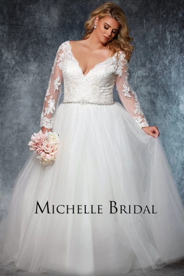 MB1915 | Michelle Bridal