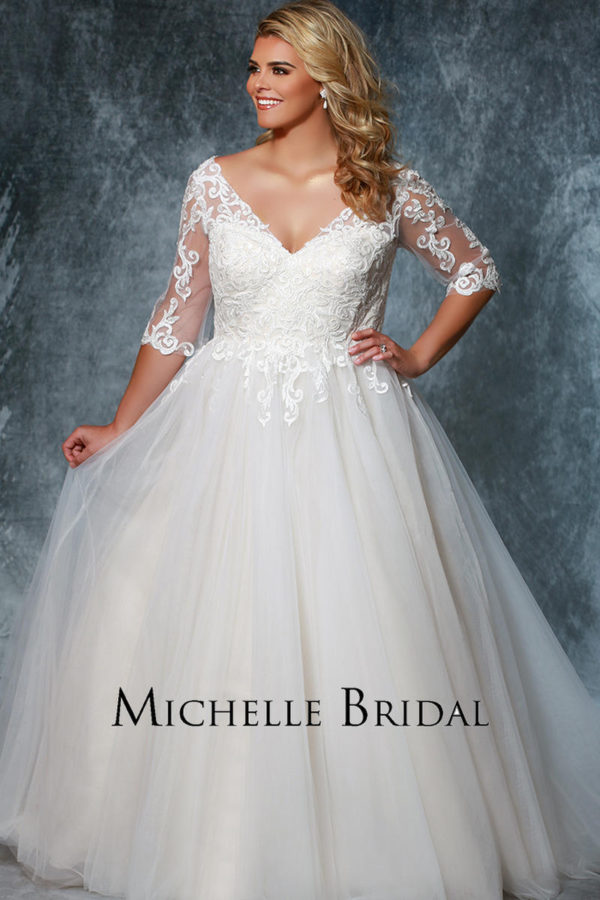 MB1922 | Michelle Bridal