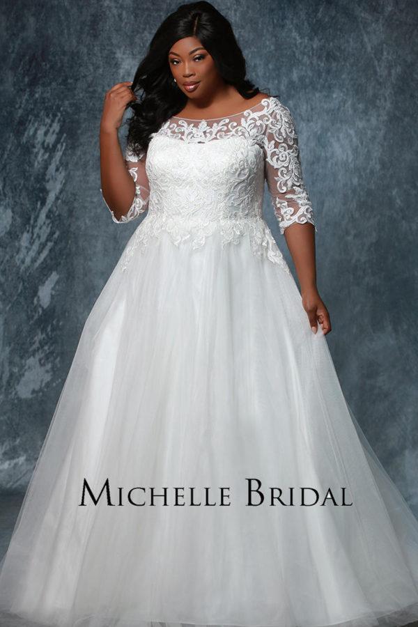 MB1933 | Michelle Bridal