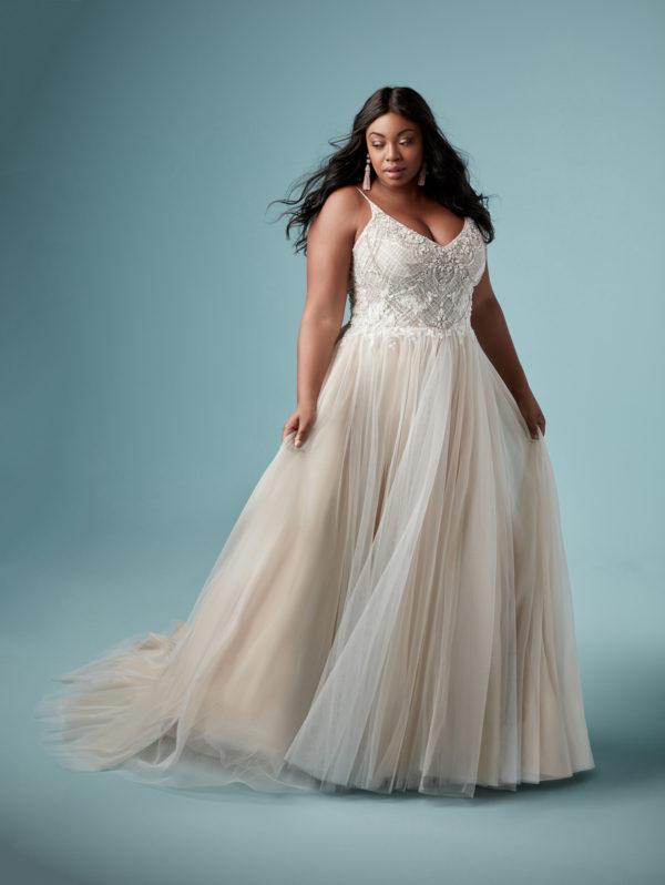 Matilda Lynette | Maggie Sottero Wedding Dresses