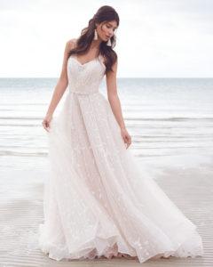 Sigrid   Rebecca Ingram Wedding Dre