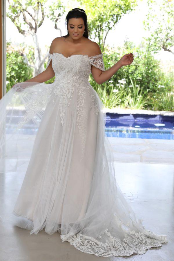 Kerrie   Studio Levana Wedding Dresses