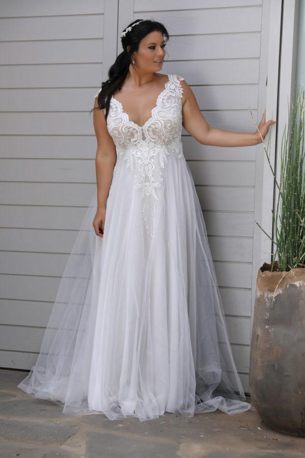 Tracie   Studio Levana Wedding Dresses